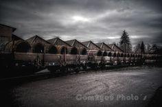 Altes Fabrikgelände Homburg