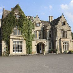 Somewhere to stay: The Greenway Spa Hotel, Cheltenham #travel #stays