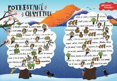 SYLVA FRANCOVÁ: Kreslené pohádky Diy For Kids, Fairy Tales, Diy And Crafts, Snoopy, Classroom, Coding, Education, School, Fictional Characters
