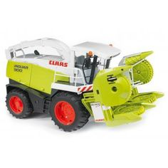 Bruder Toys - Overview: utility vehicles of the professional series
