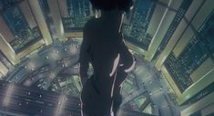 Mamoru Oshii / ghost in the shell Old Anime, Dark Anime, Manga Anime, Cyberpunk, Anime Negra, Mamoru Oshii, Anime Ghost, Motoko Kusanagi, Katy Perry Photos