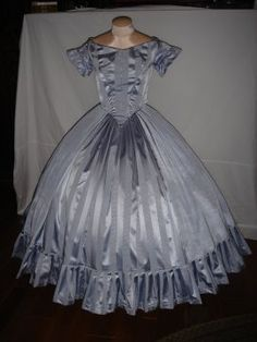 Authentic Civil War Ball Gowns | Custom designed Civil War Ballgowns – Miss Ellie's Emporium