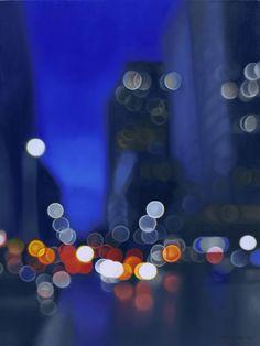 Riebeek at six ten pm by Philip Barlow