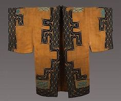 Ziketteland: Archive / Attush man robe/ Japan