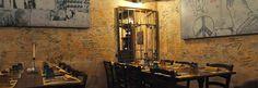 taverna florence wall art, yellow tones
