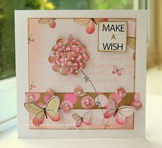 Kath's Blog......diary of the everyday life of a crafter: Pretty In Pink...