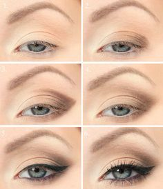 eye makeup tutorial ~ eye makeup & eye makeup tutorial & eye makeup for brown eyes & eye makeup natural & eye makeup for blue eyes & eye makeup art & eye makeup tips & eye makeup for green eyes Colorful Eye Makeup, Blue Eye Makeup, Smokey Eye Makeup, How To Smokey Eye, Smoky Eye, Eyeshadow Looks, Eyeshadow Makeup, How To Do Eyeshadow, Everyday Eyeshadow