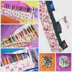 Encomenda linda, fofa, pronta e a caminho! Boa noite!! #📦 #sobencomenda #prontaentrega #produtosfofos #estojos #saquinhos #organizadores #organização #flores #rosa #lilas #pink #corujinhas #bailarinas #floral #emojis #FashionArts #artesanatosdamoda #boanoite