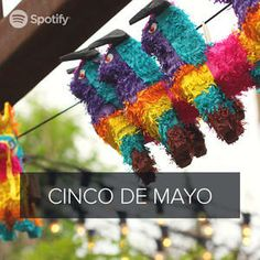 Make like it's Cinco De Mayo and dance!
