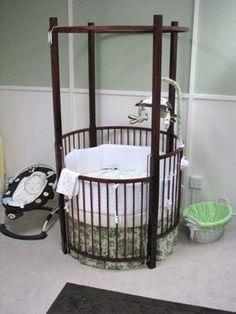 Round Crib Photo