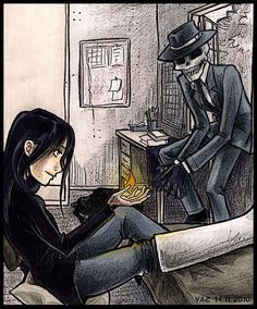 """Zauberei - Magic by Puddingblume (From that scene in one of the earlier books. """"Playing With Fire"""" I believe. Skulduggery Pleasant, Daughter Of Smoke And Bone, Book Worms, Fantasy Art, Harry Potter, Geek Stuff, Scene, Magic, Fan Art"""