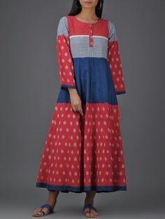 K2010 Women Indian Bollywood Designer cotton Kurta with Plazzo pant dressTunic