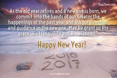Good Bye 2016 New Year 2017 wishes