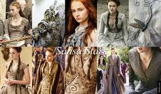 Women From Game of Thrones dresses | ... Stark's outfits are #2 in our Top 10 costumes from Game of Thrones