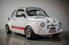 Abarth 695 Microcar, Fiat Cars, Fiat Abarth, British Sports Cars, Classy Cars, Vintage Race Car, Small Cars, Rally Car, Chevrolet Impala