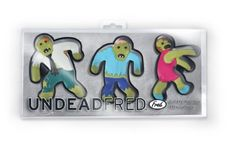 Undead Fred Zombie Cookie Cutters by Fred