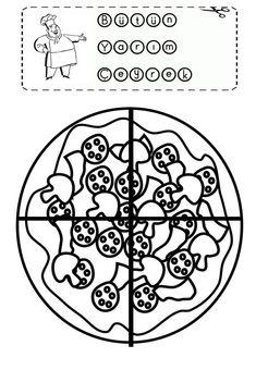 171 En Iyi Kesirler Görüntüsü Fractions Math Activities Ve