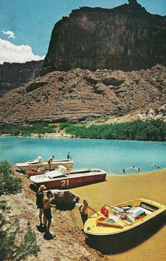 """vintagenatgeographic: """" A lagoon on the Colorado River National Geographic Photographie National Geographic, National Geographic Photography, National Geographic Photos, Old Photos, Vintage Photos, National Geographic Wallpaper, Surreal Collage, Collage Art, Collages"""