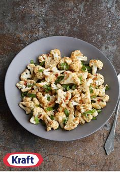 Sun Dried Tomato-Basil Roasted Cauliflower – This flavorful side dish recipe tastes like it's the vegetable special at a fine Italian restaurant—except this one is easier to make!
