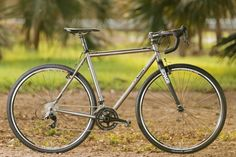 Saila Bikes Ti CX