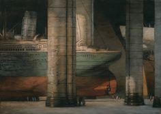 California Painter Tony Peters: Richard Bunkall Exhibition