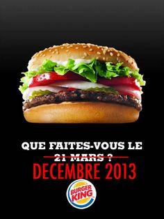 Burger King ouvrira à Paris Saint-Lazare en décembre 2013