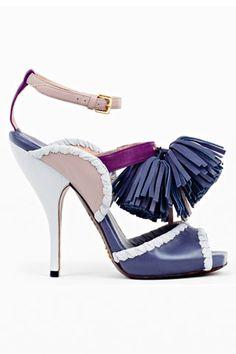 LOEWE 668 |2013 Fashion High Heels|