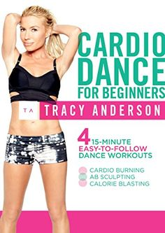 This fitness program offers an introduction to dance moves that help facilitate caloric burn.