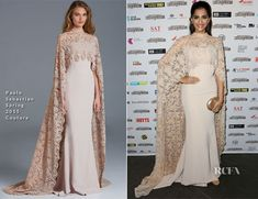 Sonam Kapoor In Paolo Sebastian Couture – Indian Film Festival Of Melbourne Awards Night