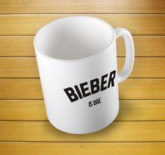 Justin Bieber Is Bae Mug