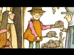 Strega Nona - narrated by Tomie de Paola YouTube