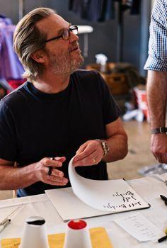 Jeff Bridges for Esquire Mag