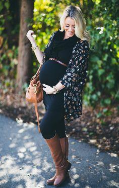 35 Weeks - GBO Fashion | GBO Fashion #maternity #pregnancy