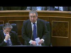Zoido Ministro Interior le tapa la boca al populista Gabriel Rufián