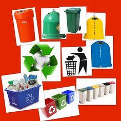 Aprender a reciclar. recursos y juegos educativos