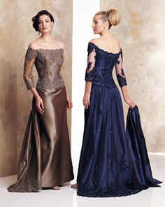 Montage Boutique by Mon Cheri 18951 Style Number: 18951 Montage Boutique Two-piece silk taffeta formal dress set, mock two-piece strapless A-line evening dress, heavily hand-beaded bodice with self-tie sash, sweep train, matching beaded tulle bolero jacket with taffeta high collar and vented three-quarter length sleeve cuff. R The fabric in this style is Silk Taffeta