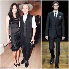 Jamie Campbell Bower in Dior Homme - 'Arts for Human Rights' Foundation dinner http://www.whats-he-wearing.com/2014/10/jamie-campbell-bower-wears-dior-homme-arts-for-human-rights-bianca-jagger-charity-dinner-london.html?spref=tw