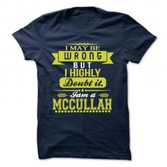 awesome I love MCCULLAH tshirt, hoodie. It's people who annoy me