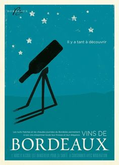 Another ad in the Bordeaux series