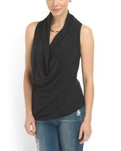 Silk+Quinn+Sleeveless+Top