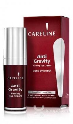Pinguldav silmaümbruskreem Careline Anti Gravity 15 ml hind ja info | Silmaümbruse hooldustooted | kaup24.ee