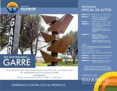Revista -Prensa en Libertad-: Comienzan los festejos por el Aniversario de Garré...