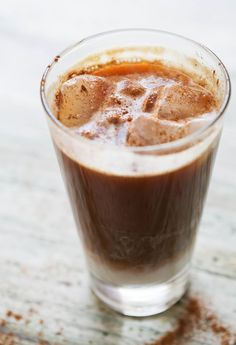 Vanilla Iced Latte Using Nespresso — Pip and Ebby