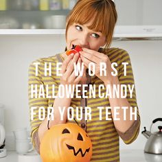 The Worst Halloween Candy for Your Teeth | Parenting.com