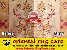 Area Rug Cleaning Services in Palm Beach