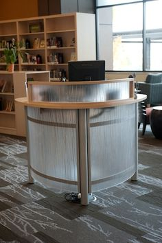 Library Furniture | Azars Woodcraft