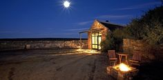African Vineyard, in the Northern Cape, South Africa, is graded as a four-star guest house.