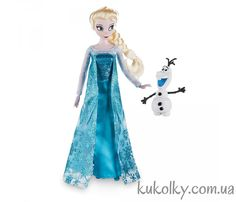 Elsa Disney Frosen doll 2016