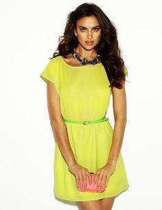 Irina Shayk para Blanco Summer 2012  La modelo protagoniza la campaña más sexy de la firma