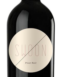 Swoon Pinot Noir